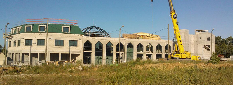 Soutenez la Mosquée de Grigny !
